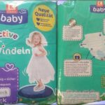 Testpackung K-Classic Baby ultraactive 6 XL