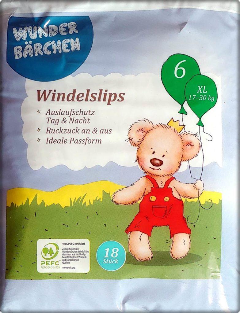 BB3 Wunderbärchen Windelslips Größe 6 XL