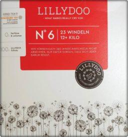 Lillydoo Windeln im Test: Die Größe 6
